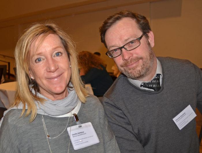 Cecilia Halldner och Thomas Hansson, Sensus